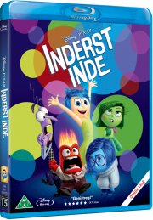 inderst inde - disney pixar - Blu-Ray