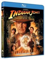 indiana jones 4 - krystalkraniets kongerige - Blu-Ray