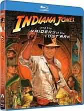 indiana jones 1 - Blu-Ray