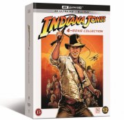indiana jones: the complete collection - 4k Ultra HD Blu-Ray