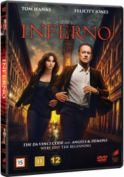 inferno - 2016 dan brown - DVD