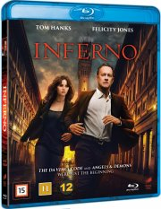 inferno - 2016 dan brown - Blu-Ray