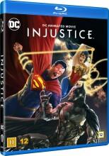 injustice - Blu-Ray
