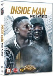 inside man 2 - most wanted - DVD
