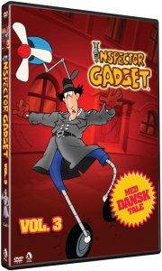 inspector gadget vol. 3 - DVD