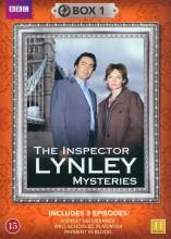 inspector lynley - boks 1 - bbc - DVD