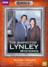 inspector lynley - boks 2 - bbc - DVD