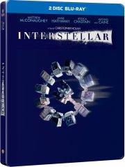 interstellar - steelbook - Blu-Ray