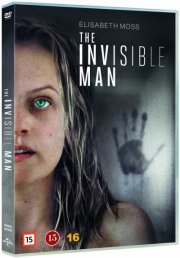 the invisible man - 2020 - DVD