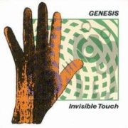 genesis - invisible touch - cd
