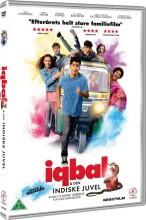 iqbal og den indiske juvel - DVD