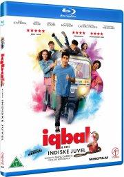 iqbal og den indiske juvel - Blu-Ray