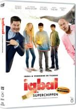 iqbal og superchippen - DVD
