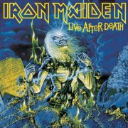 iron maiden - live after death - cd