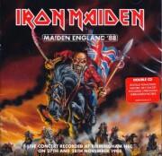 iron maiden - maiden england 88 - cd