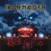 iron maiden - rock in rio - live - cd