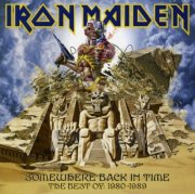 iron maiden - somewhere back in time - the best of: 1980 - 1989 - cd