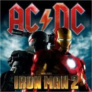 ac dc - iron man 2 soundtrack - cd