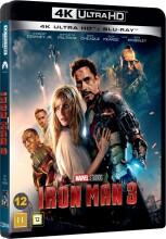 iron man 3 - 4k Ultra HD Blu-Ray