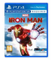 iron man (psvr) (nordic) - PS4