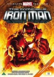 iron man : the invincible iron man - DVD