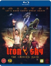 iron sky - the coming race - Blu-Ray