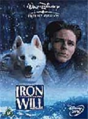 iron will - DVD