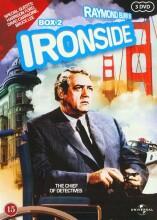 ironside - sæson 1 - episode 9-18 - DVD