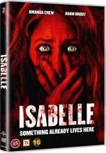 isabelle - 2018 - DVD