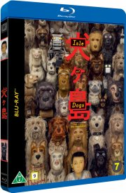 isle of dogs - wes anderson - 2018 - Blu-Ray