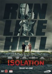 isolation - DVD