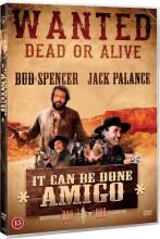 it can be done amigo / halleluja amigo - DVD
