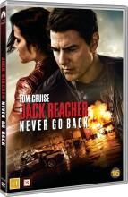 jack reacher 2: never go back - DVD