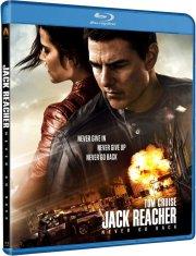 jack reacher 2: never go back - Blu-Ray