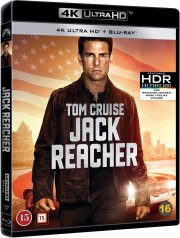 jack reacher - 4k Ultra HD Blu-Ray