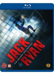 jack ryan film collection 1-5 - Blu-Ray
