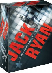 jack ryan film collection 1-5 - DVD