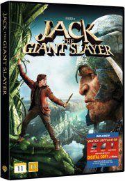jack the giant slayer - DVD