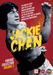jackie chan vintage collection volume 2 - Blu-Ray