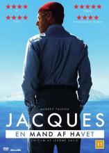 jacques - en mand af havet / l'odyssée - DVD