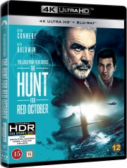 the hunt for red october - 4k Ultra HD Blu-Ray