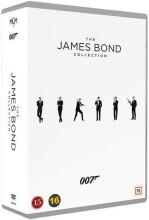 james bond collection - 1-24 box - DVD