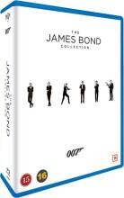 james bond collection - 1-24 box - Blu-Ray