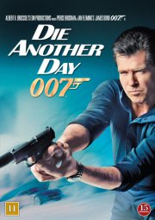 james bond - die another day - DVD