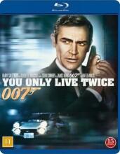 james bond - you only live twice - Blu-Ray