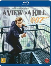 james bond i skudlinjen / a view to kill - Blu-Ray