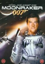 james bond - moonraker - DVD