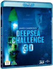 james camerons deepsea challenge - 3D Blu-Ray