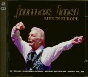 james last - live in europe - cd