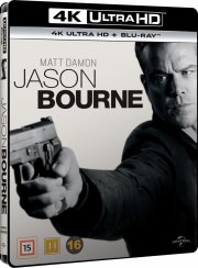 jason bourne 5 - 2016 - 4k Ultra HD Blu-Ray
